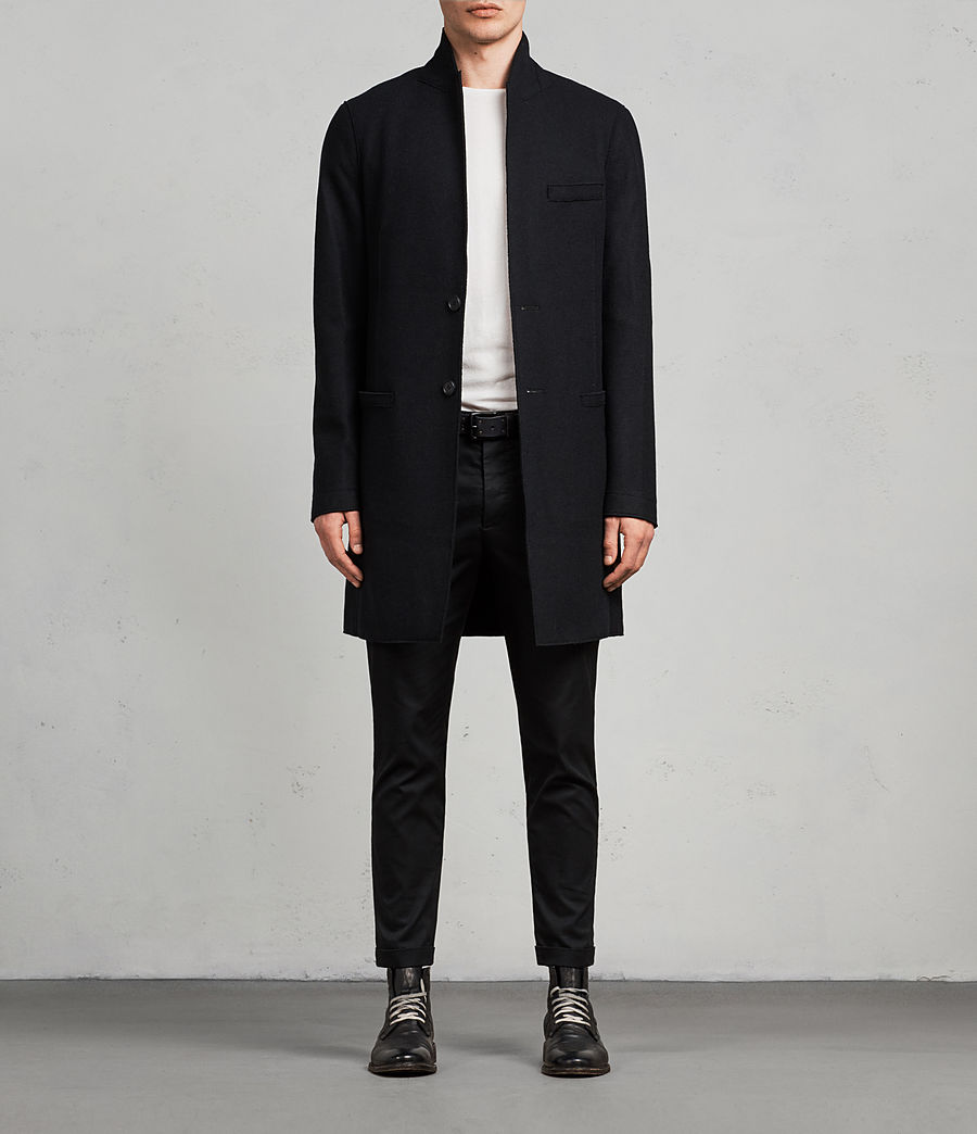 Mens Teralta Coat (black) - Image 1