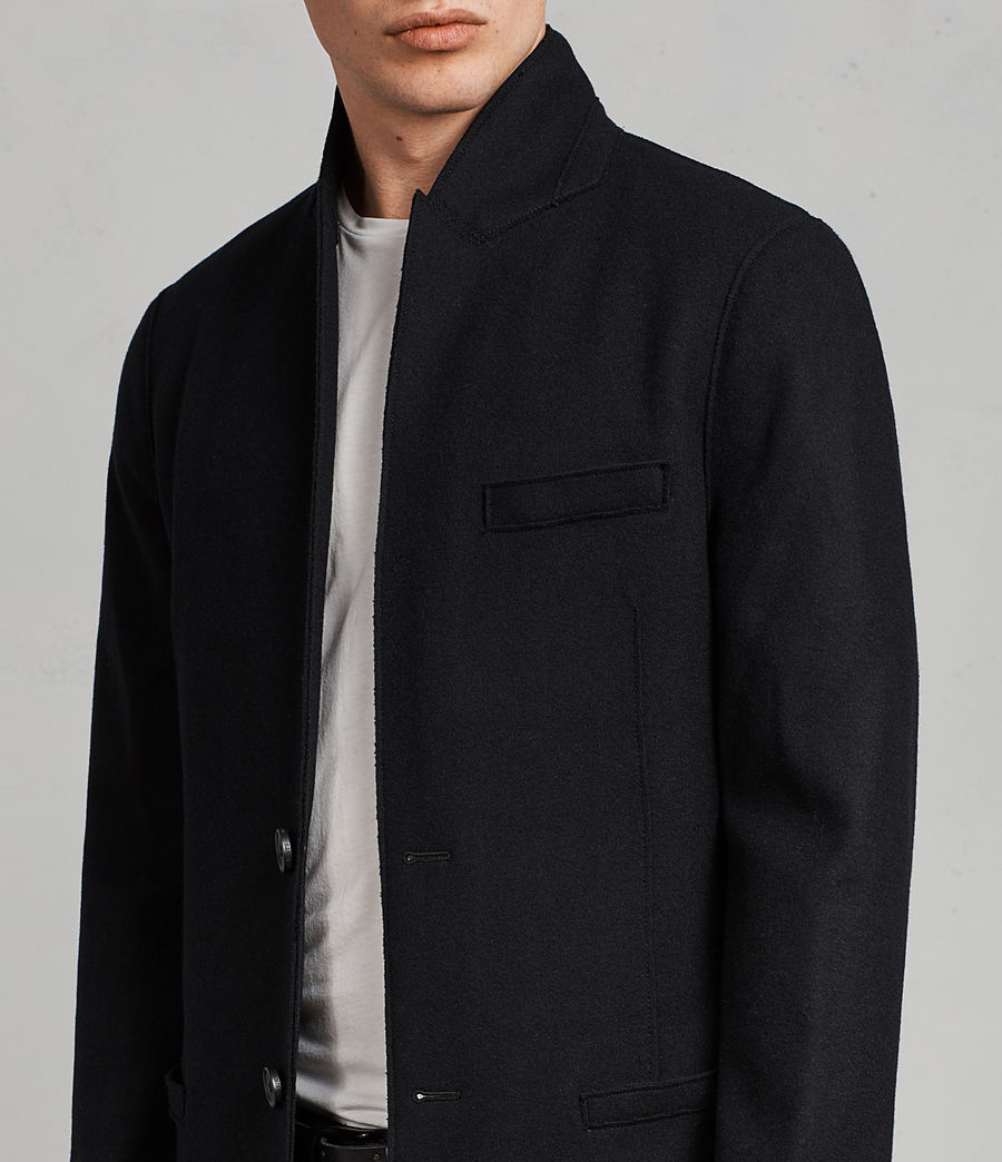 Mens Teralta Coat (black) - Image 2