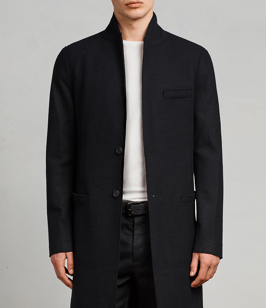 Mens Teralta Coat (black) - Image 3