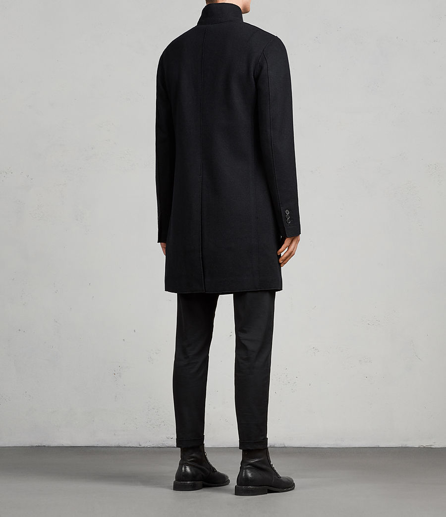 Mens Teralta Coat (black) - Image 4