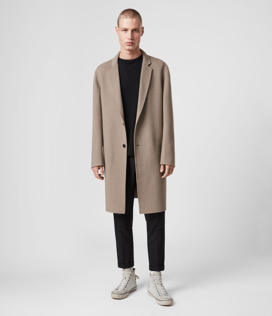 Men's Hanson Coat (fawn) - Image 1