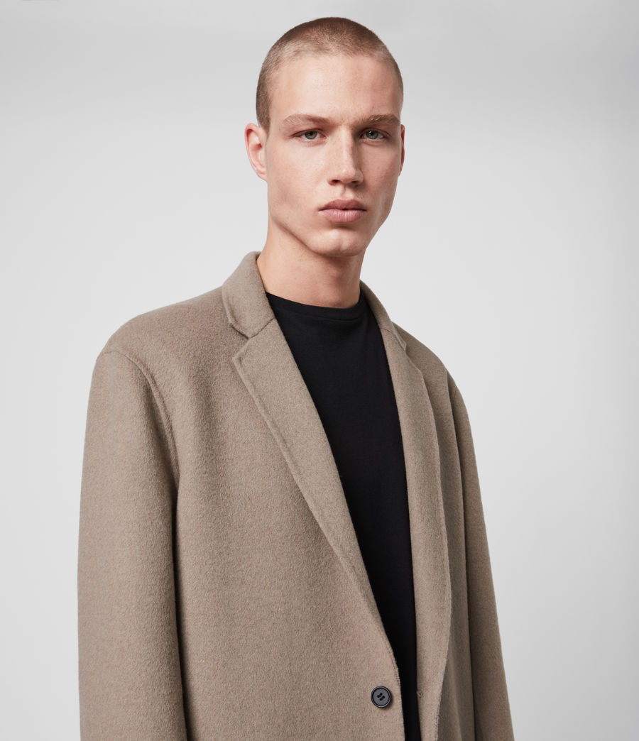 Men's Hanson Coat (fawn) - Image 2