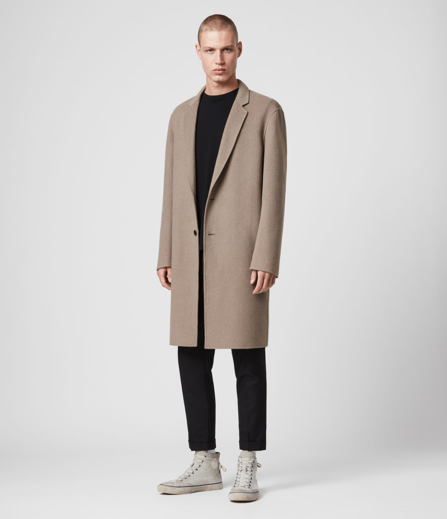 Men's Hanson Coat (fawn) - Image 3