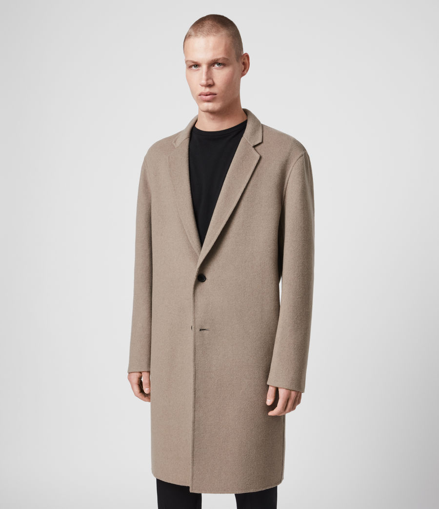Men's Hanson Coat (fawn) - Image 4