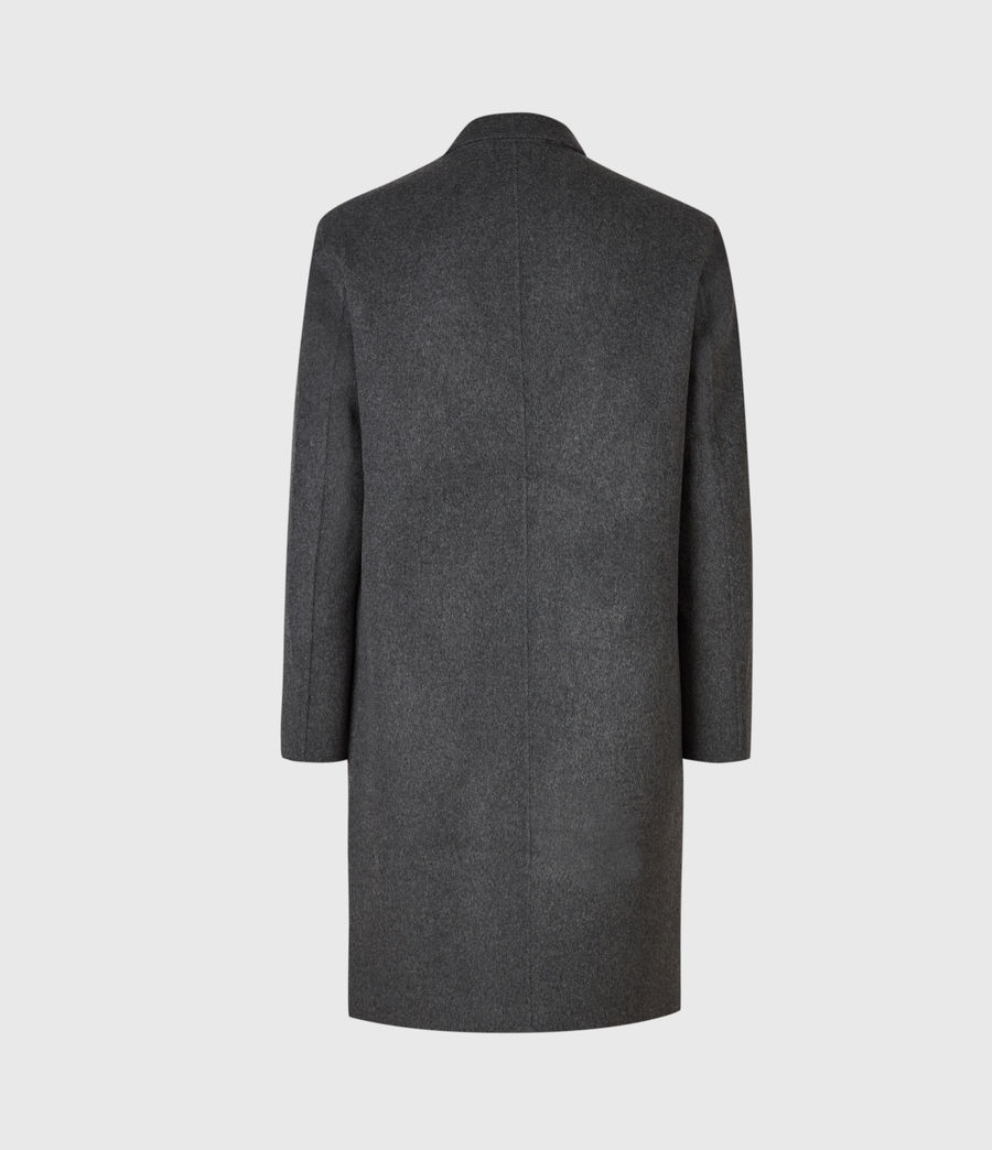 Mens Hanson Coat (light_charcoal) - Image 3