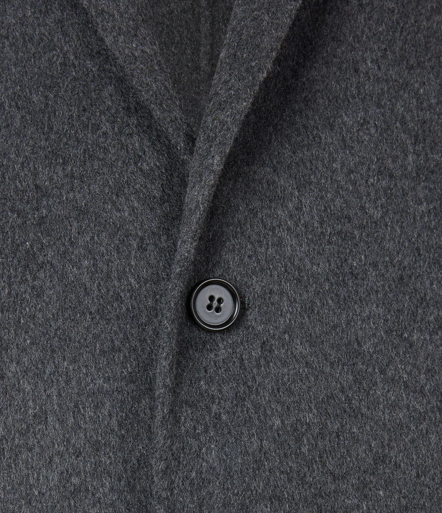 Mens Hanson Coat (light_charcoal) - Image 6
