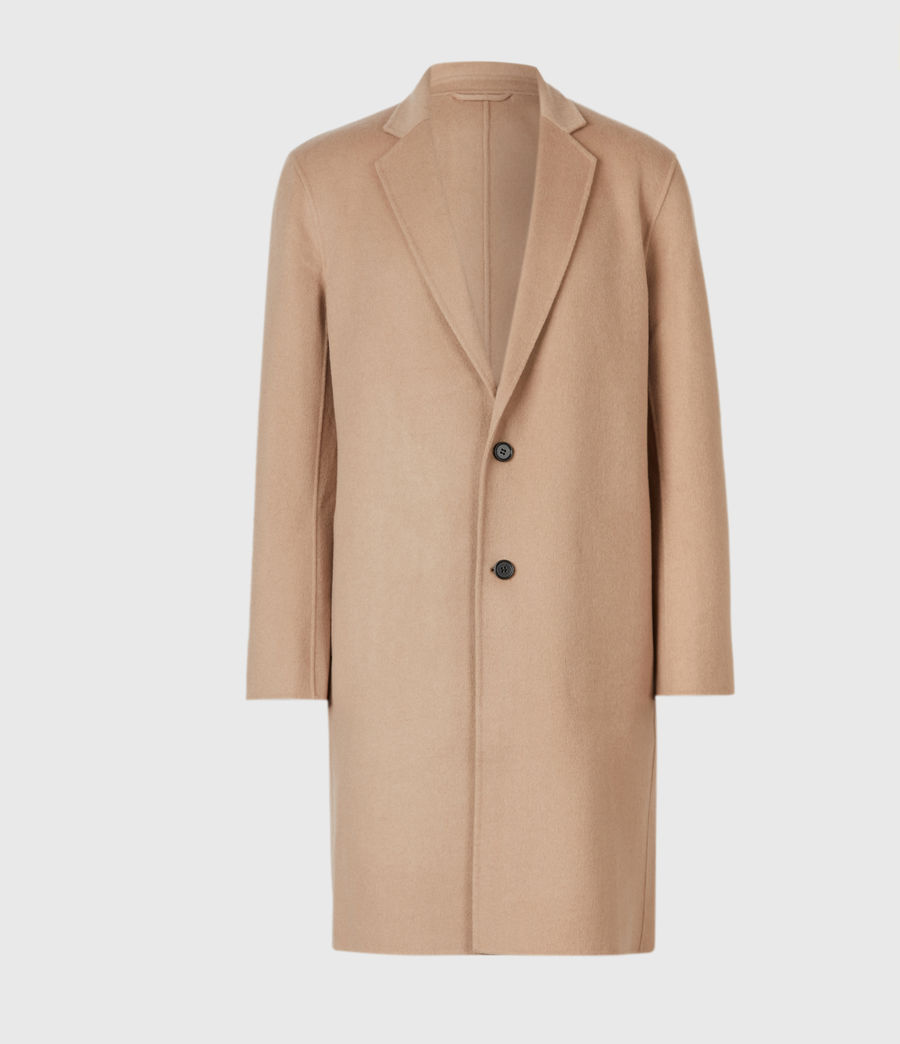 Men's Hanson Coat (light_camel) - Image 2