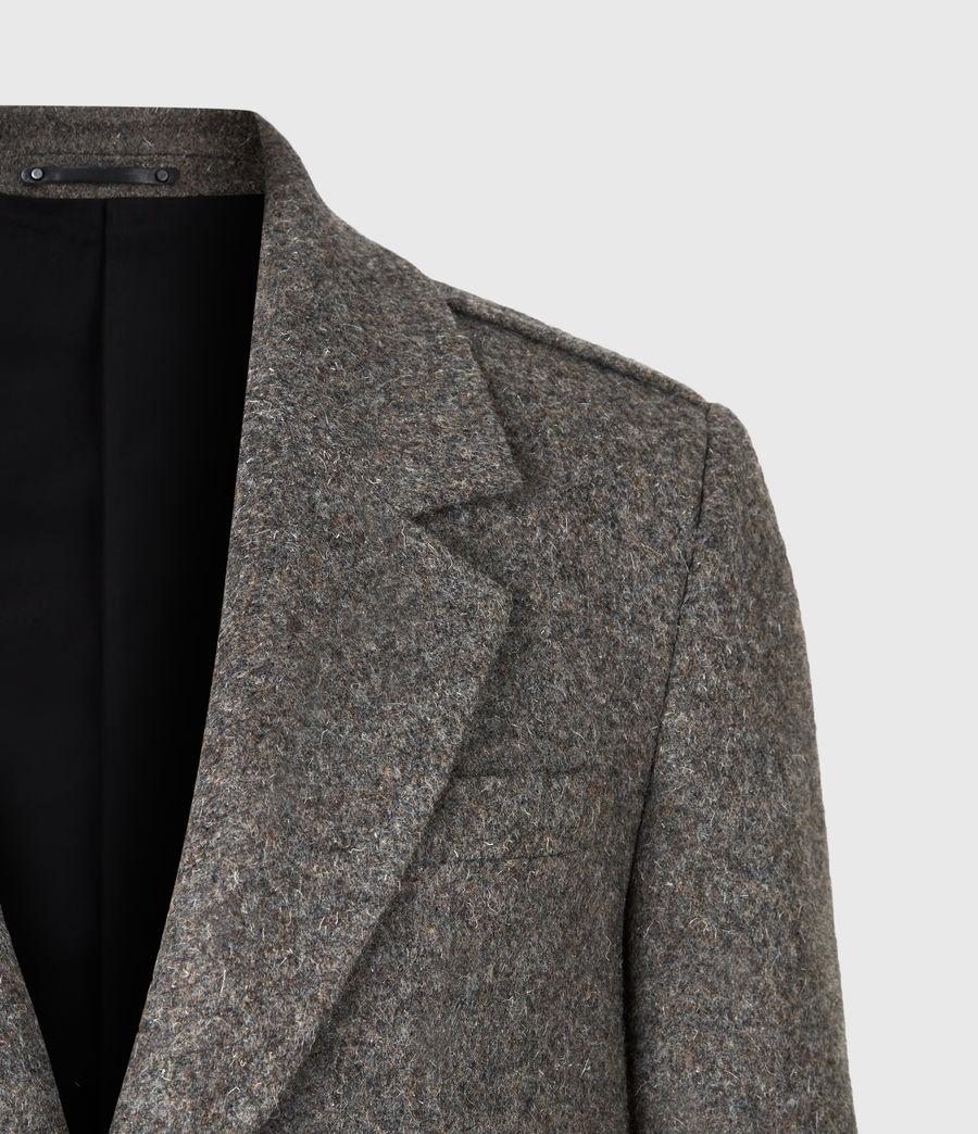 Herren Dunstan Mantel (grey) - Image 5