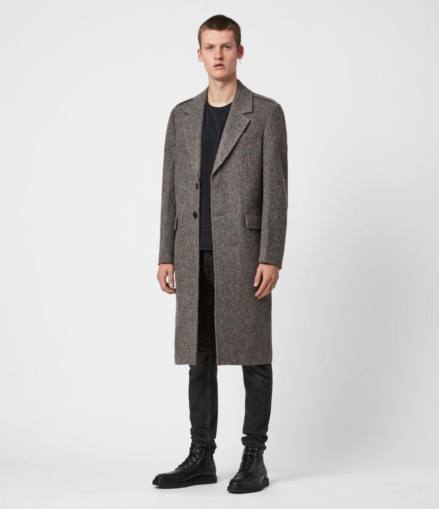 Herren Dunstan Mantel (grey) - Image 6