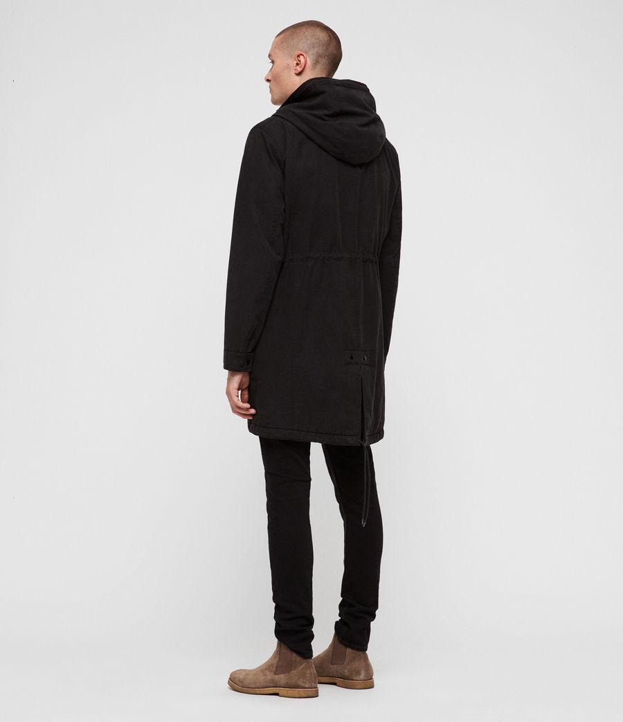 Men's Overton Parka (black) - Image 5