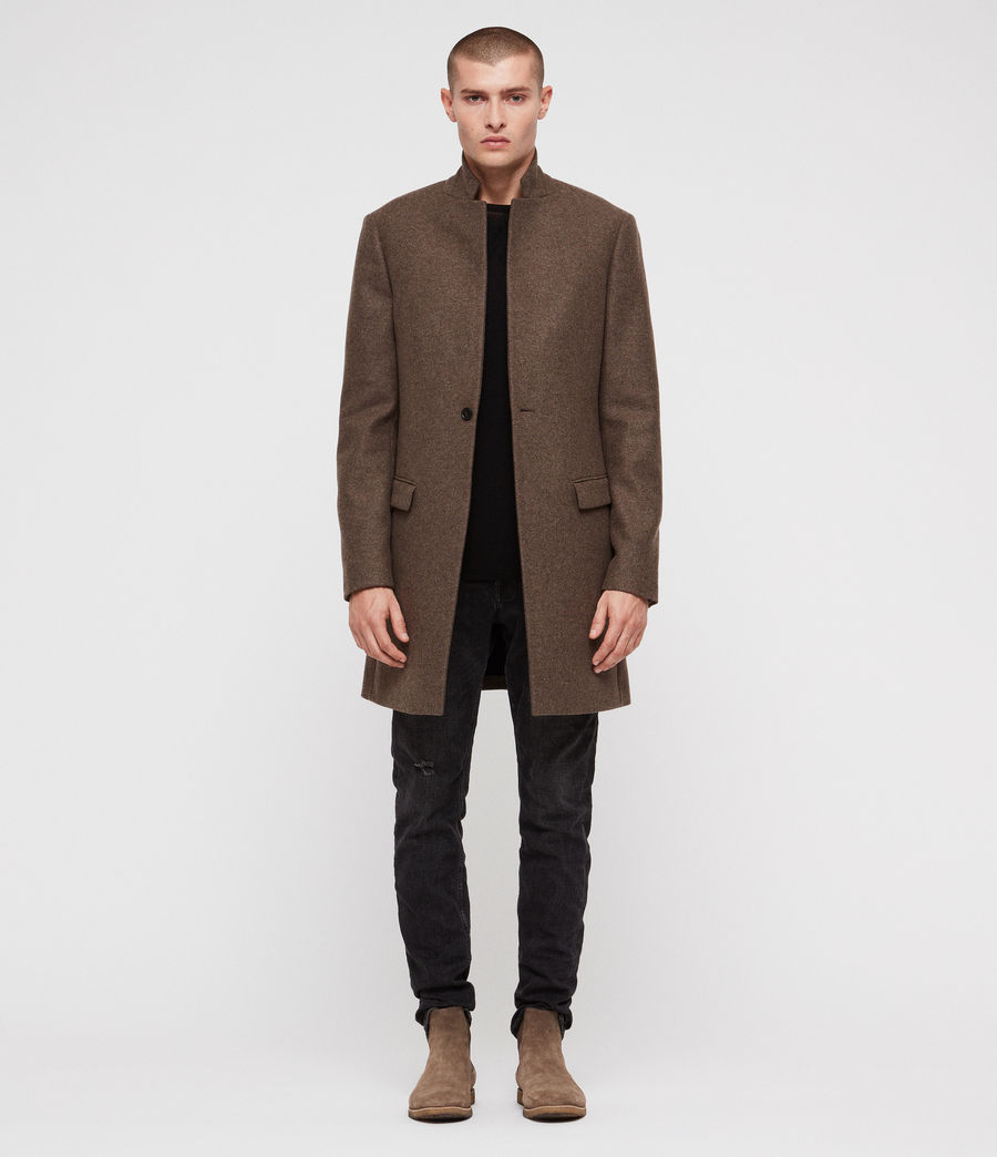 Men's Bodell Coat (ash_brown) - Image 1