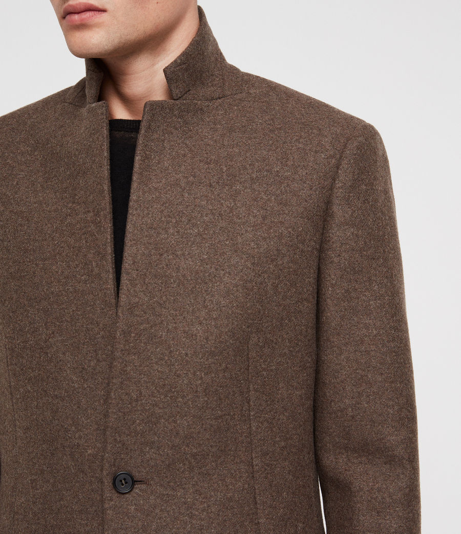 Men's Bodell Coat (ash_brown) - Image 2