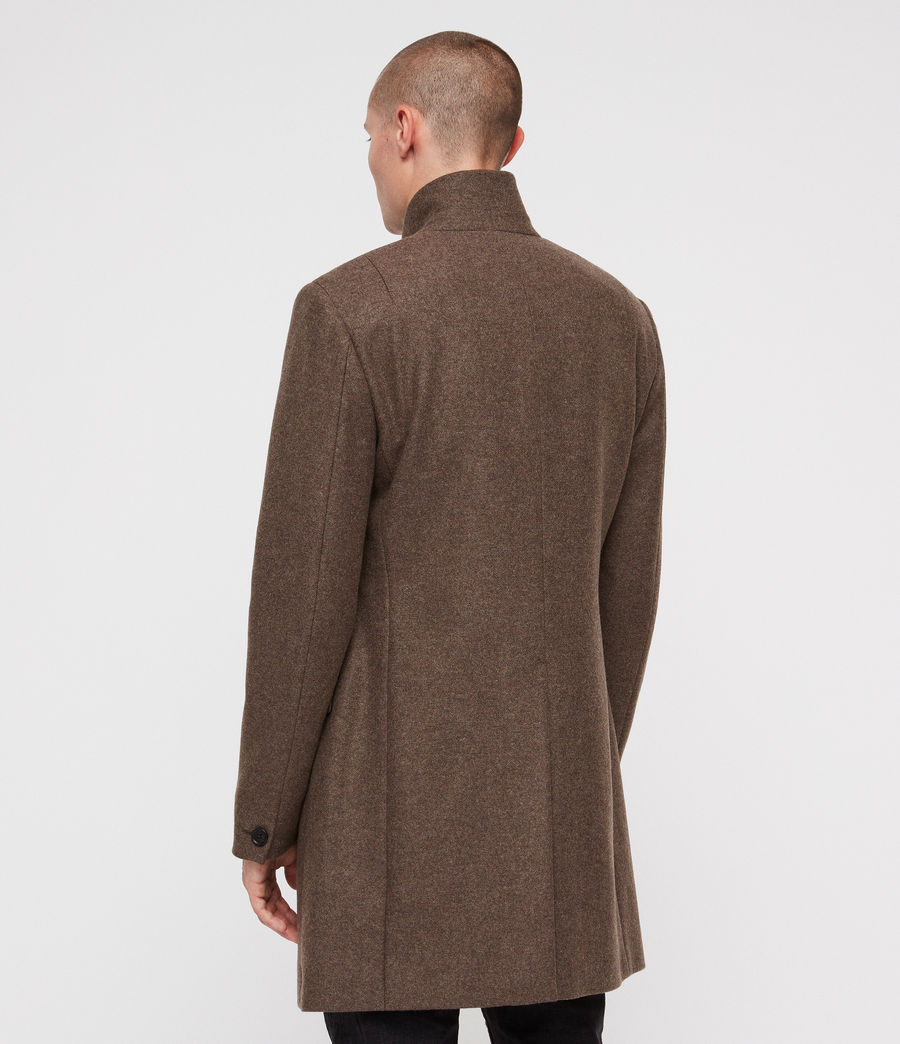 Men's Bodell Coat (ash_brown) - Image 6