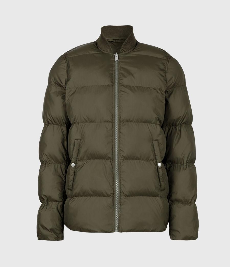 Men's Tarling Parka Coat (army_green) - Image 2