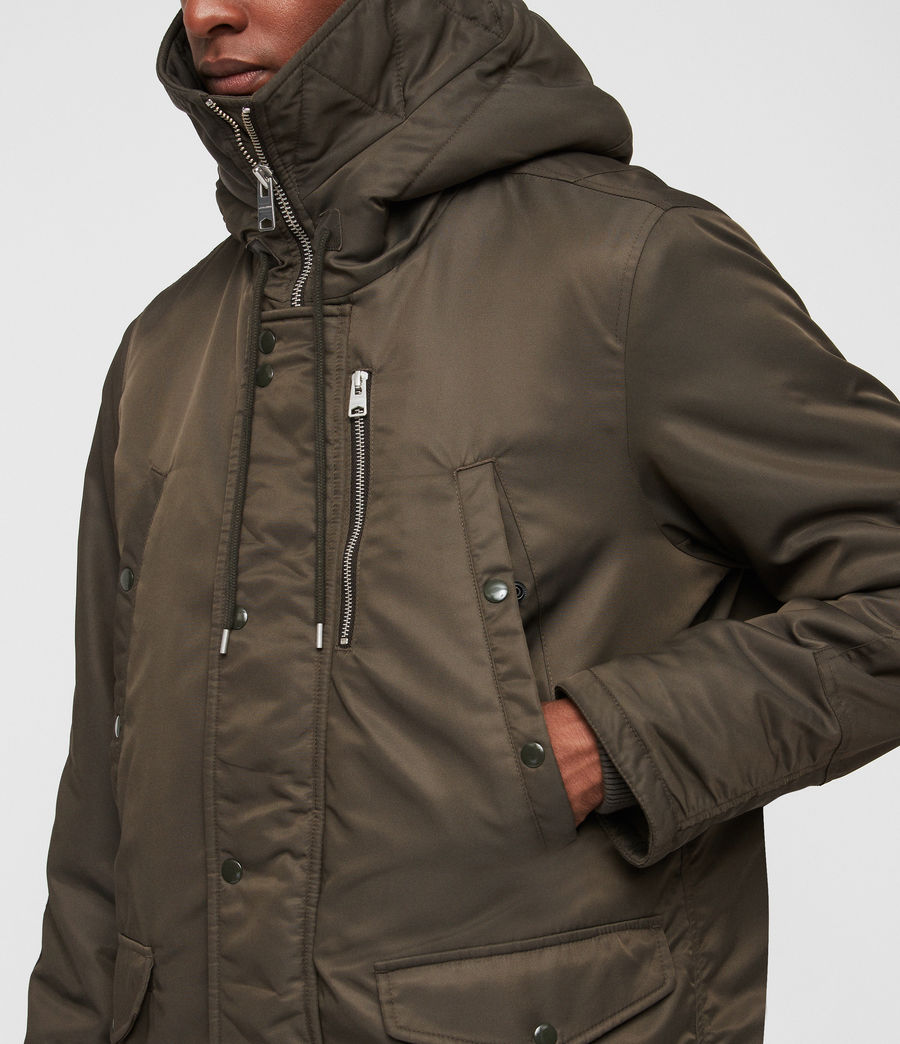Men's Garth Parka (khaki_brown) - Image 3