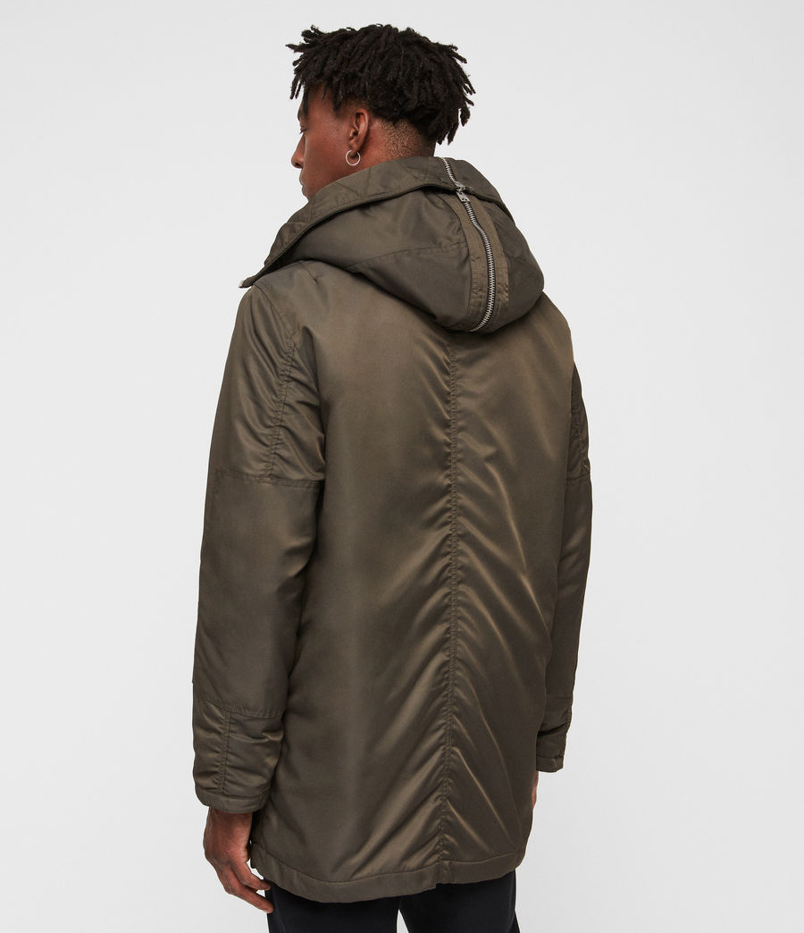 Men's Garth Parka (khaki_brown) - Image 5