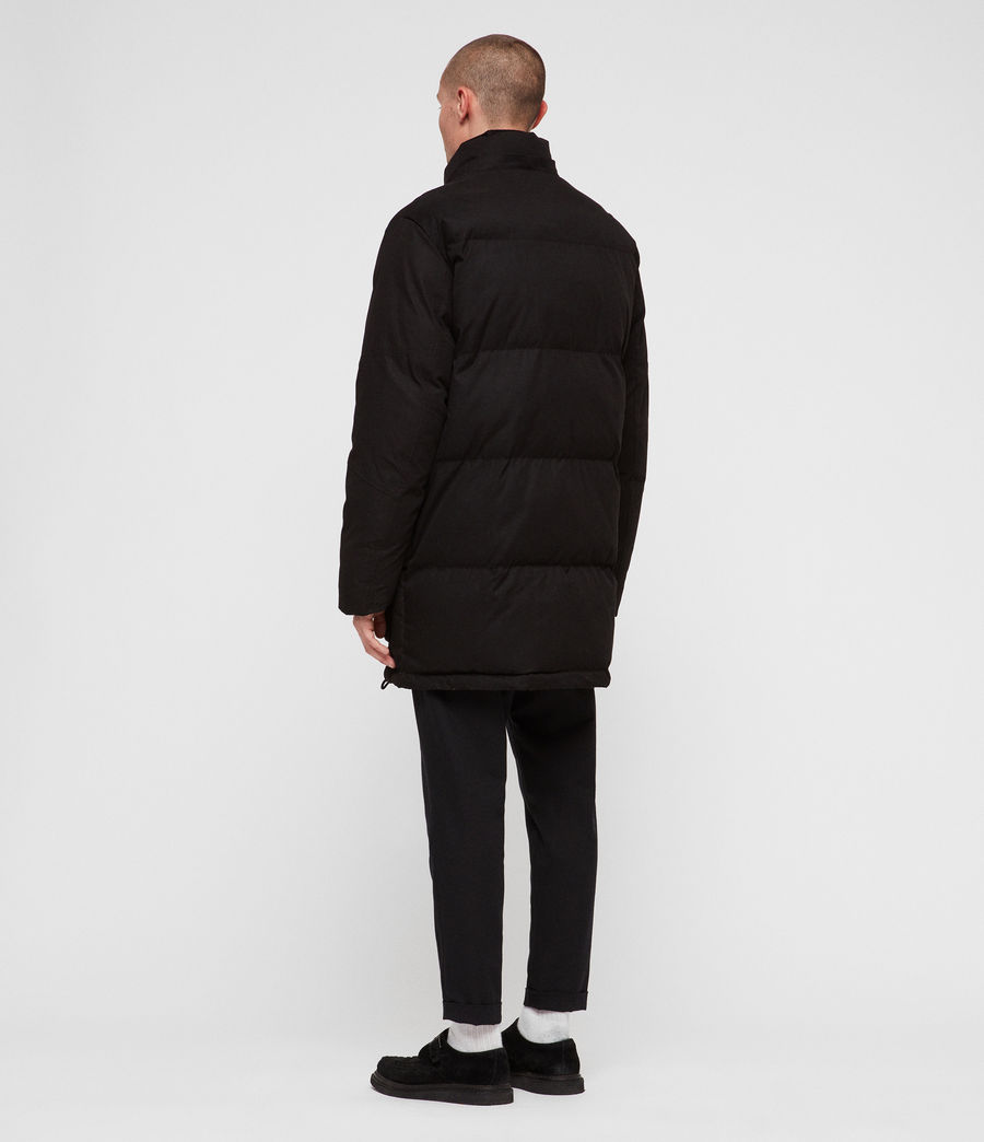 Men's Sergio Parka (black) - Image 8