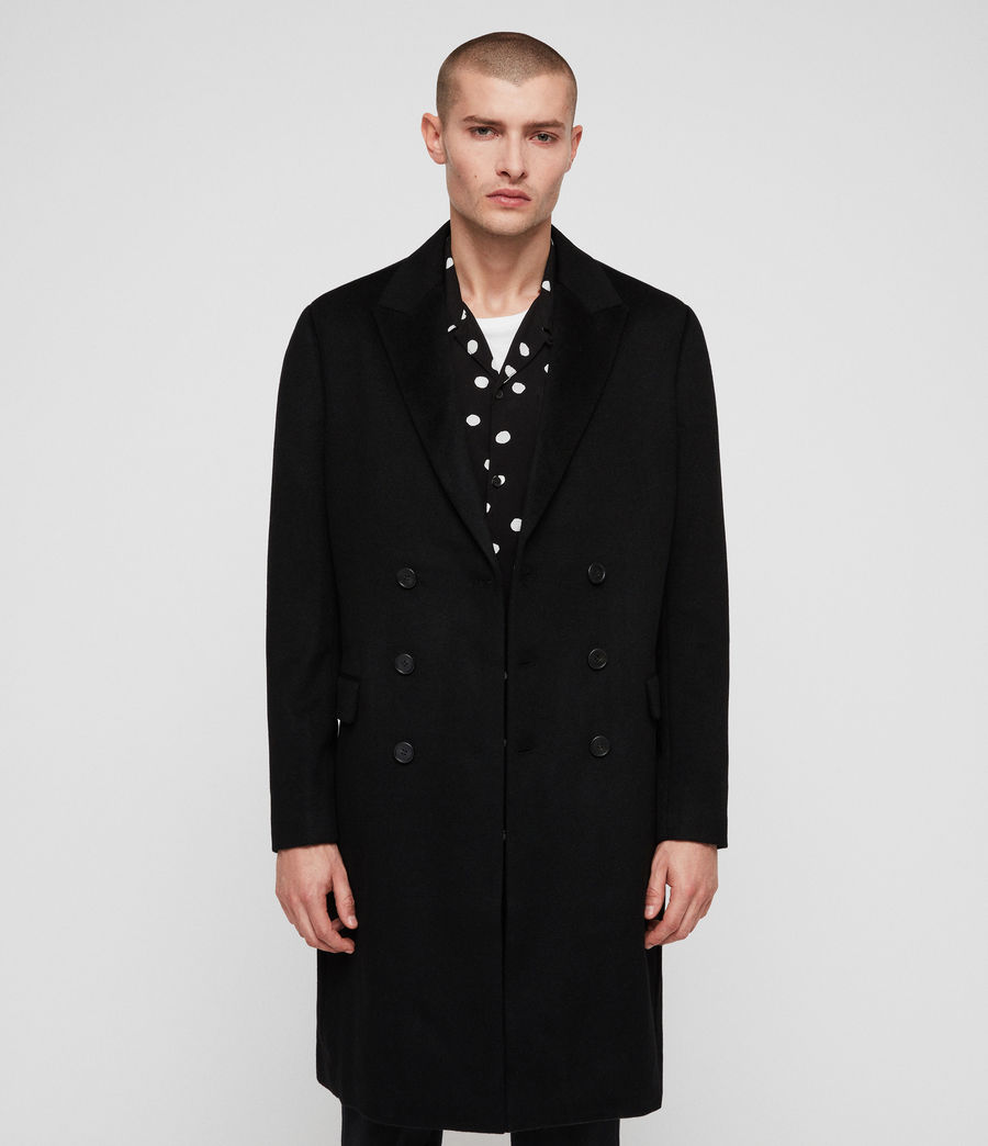 Men's Hilt Coat (black) - Image 5