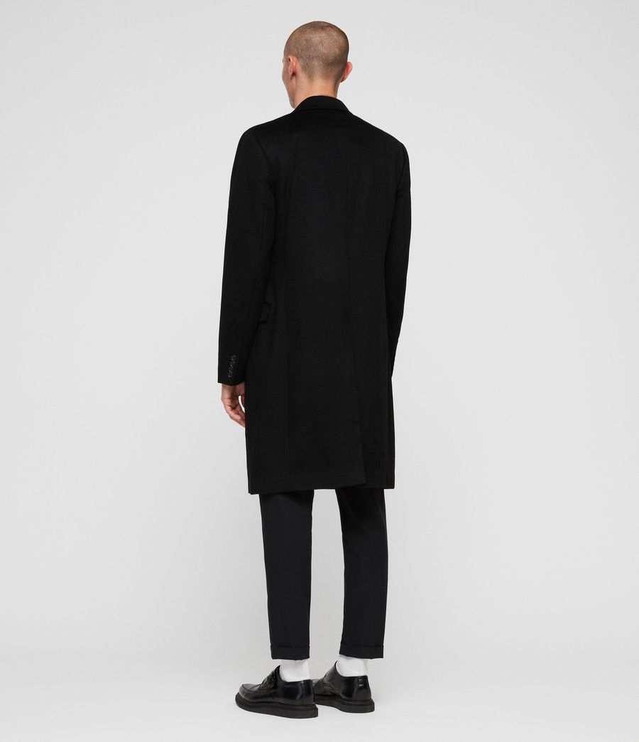 Men's Hilt Coat (black) - Image 6