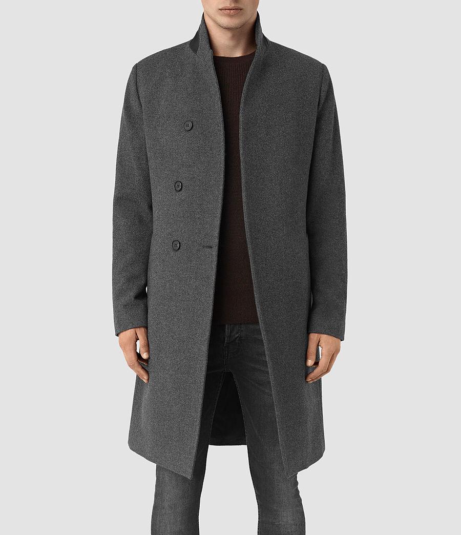 Mens Olson Coat (grey) - Image 1