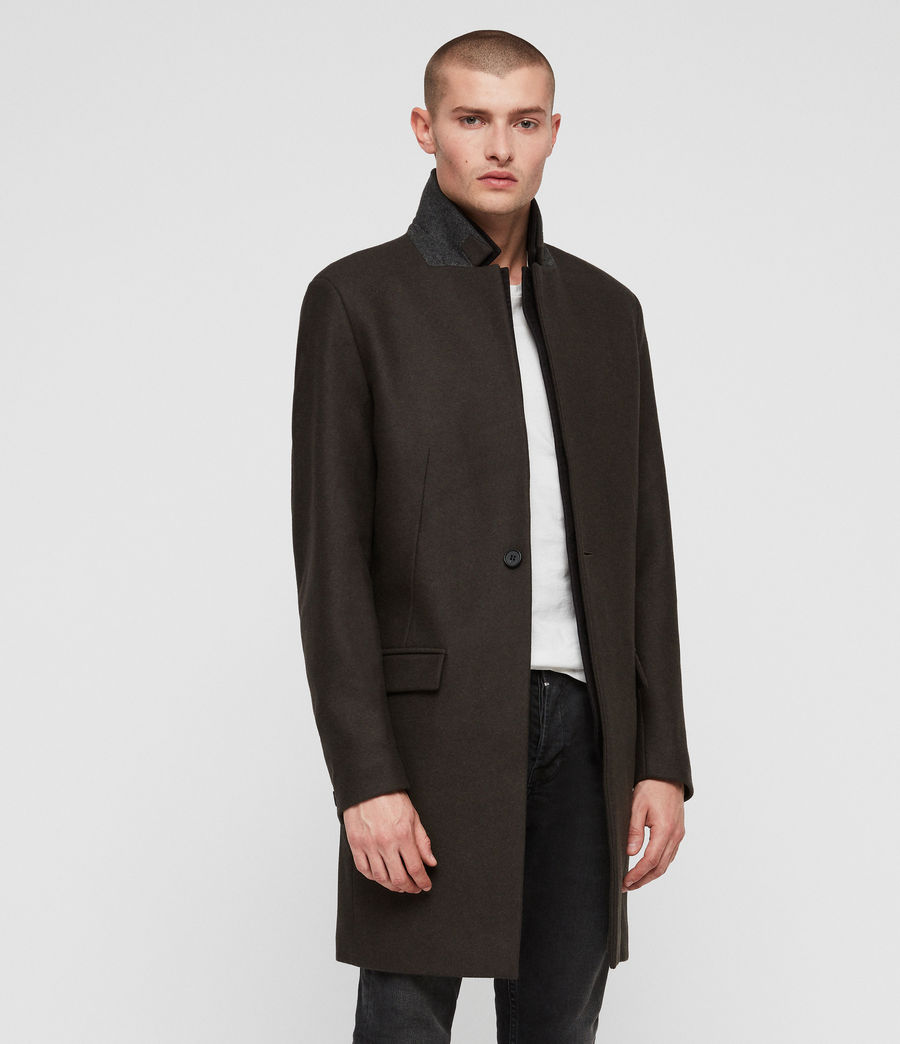 Men's Jarvus Coat (khaki_green) - Image 3