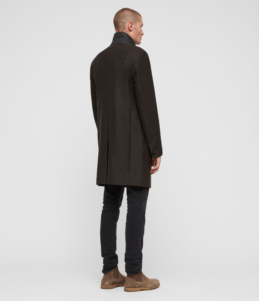 Men's Jarvus Coat (khaki_green) - Image 5