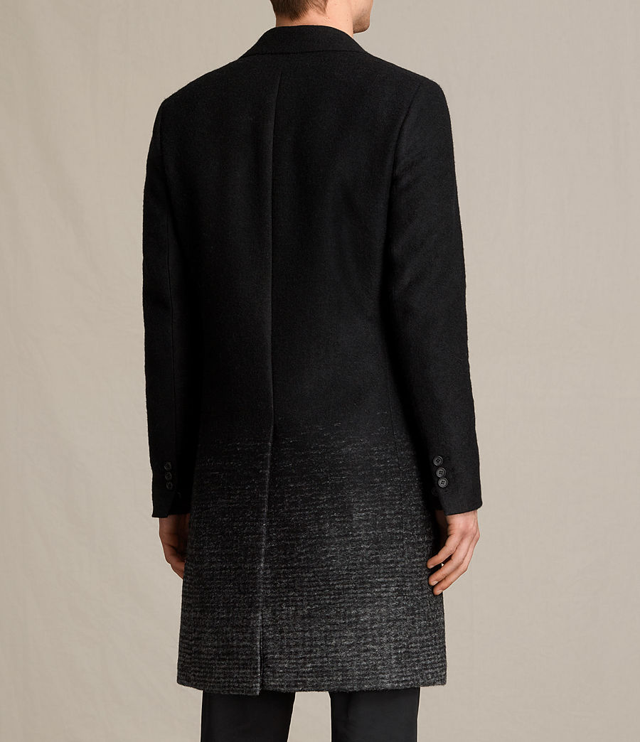 Mens Bodin Coat (black_charcoal) - Image 5