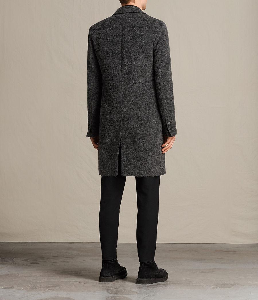 Hombres Abrigo Abel (dark_grey) - Image 6