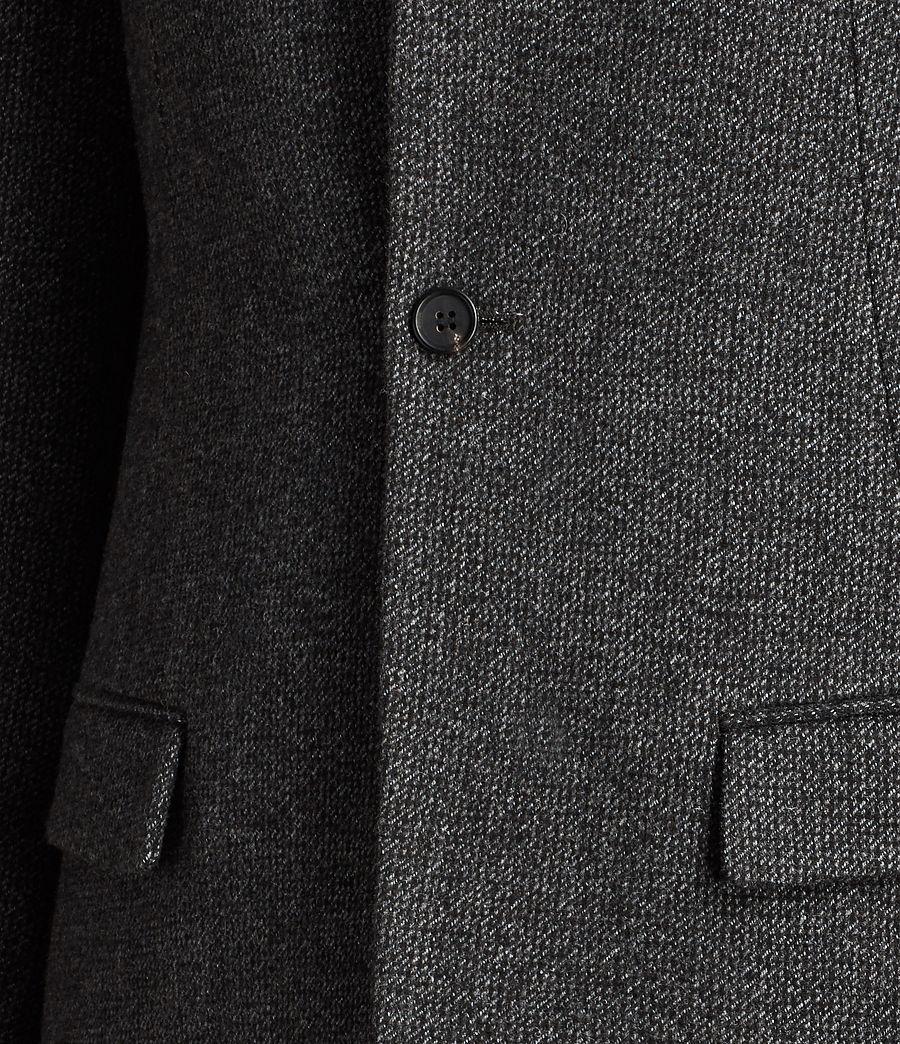 Men's Falun Coat (charcoal_grey) - Image 5