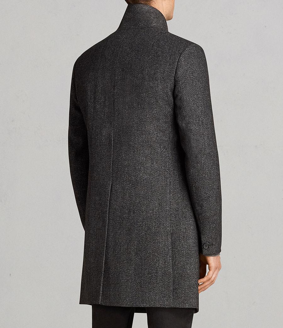 Men's Falun Coat (charcoal_grey) - Image 6