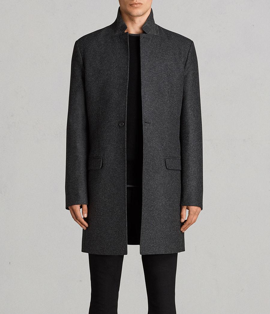 Men's Meka Coat (charcoal_grey) - Image 1