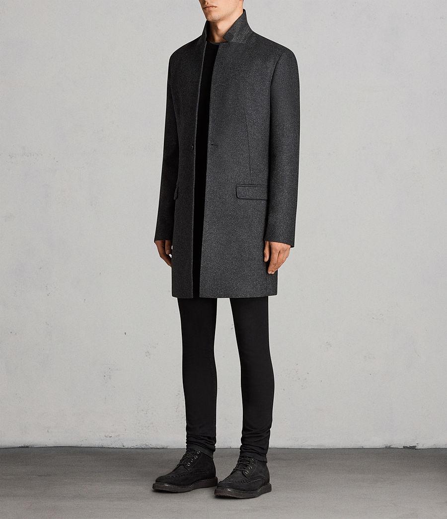 Men's Meka Coat (charcoal_grey) - Image 3