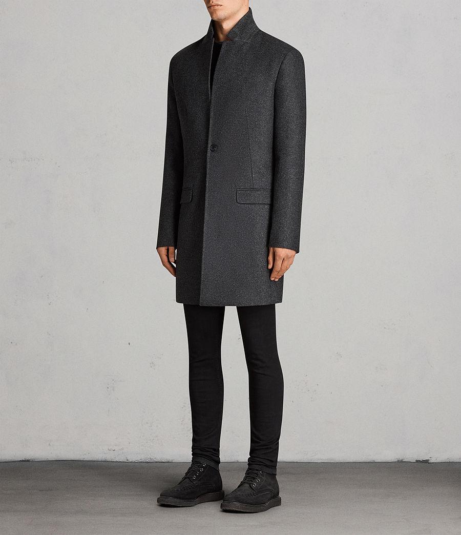 Men's Meka Coat (charcoal_grey) - Image 5