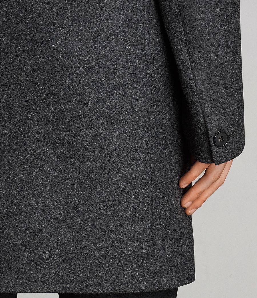 Men's Meka Coat (charcoal_grey) - Image 6