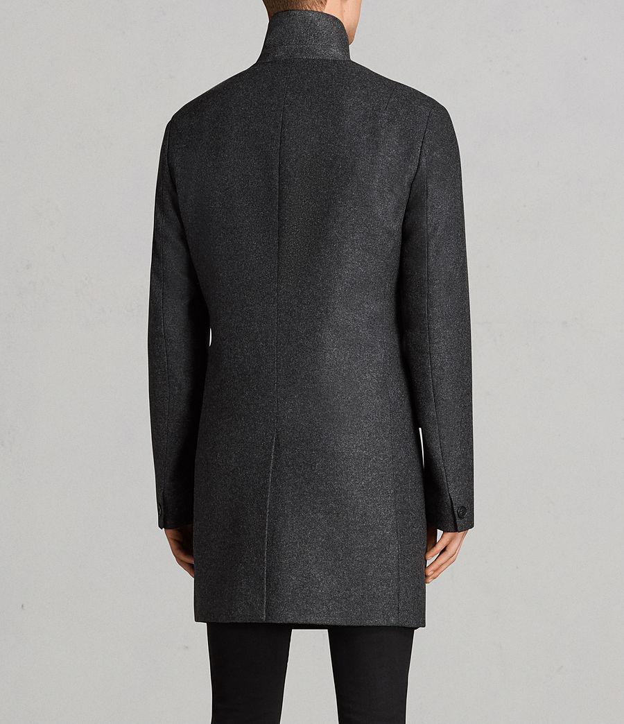 Men's Meka Coat (charcoal_grey) - Image 7