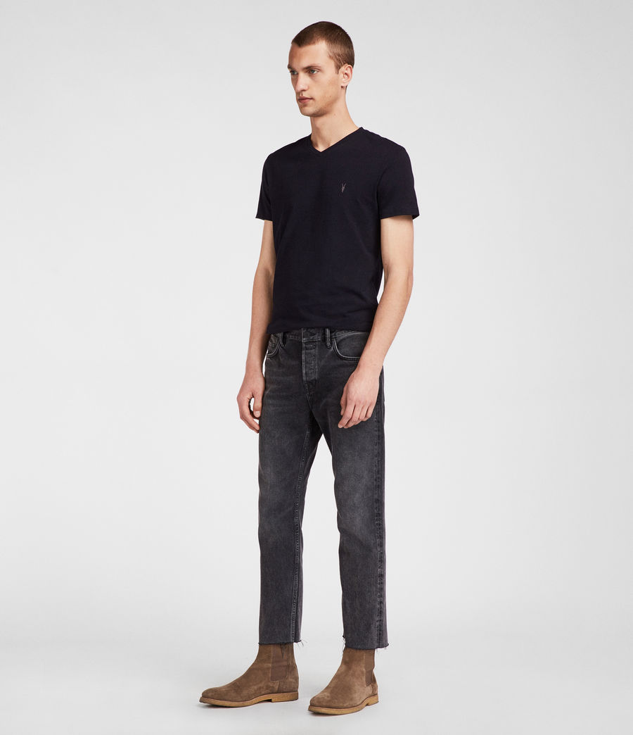 Men's Tonic V-neck (ink_navy) - Image 1