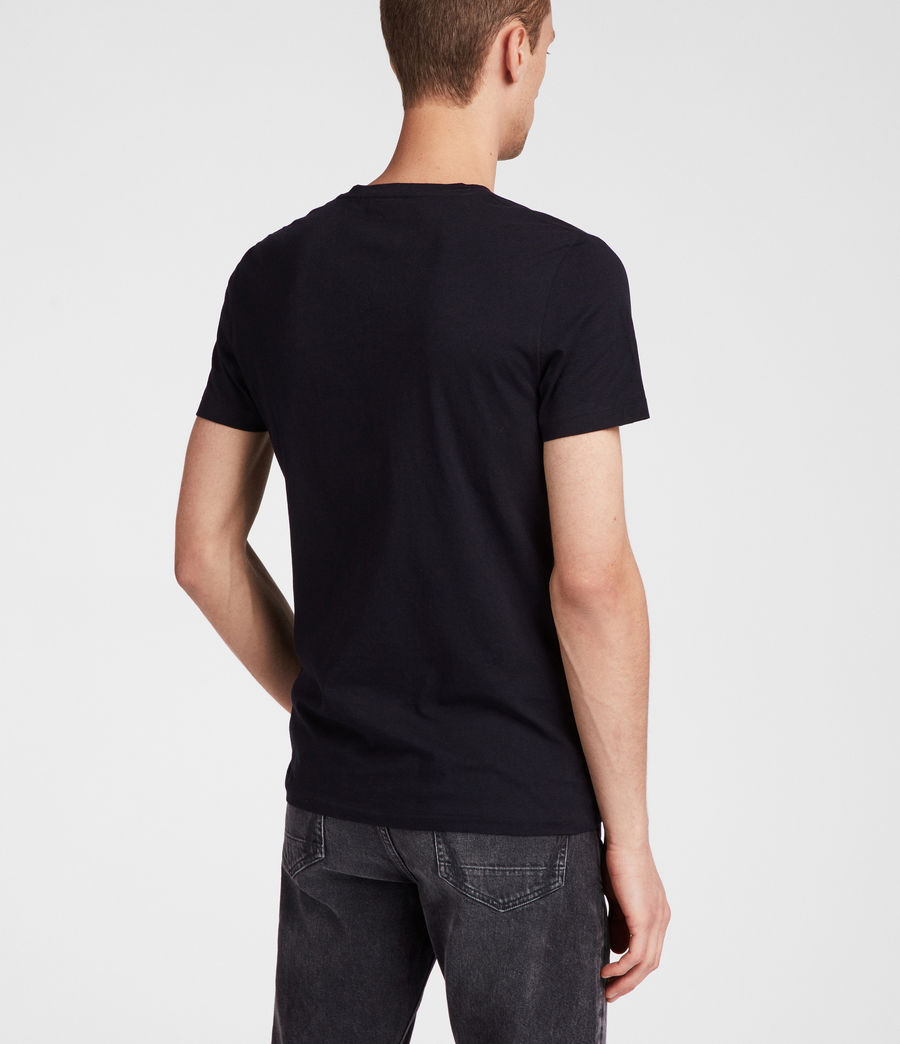 Men's Tonic V-neck T-Shirt (ink_navy) - Image 4