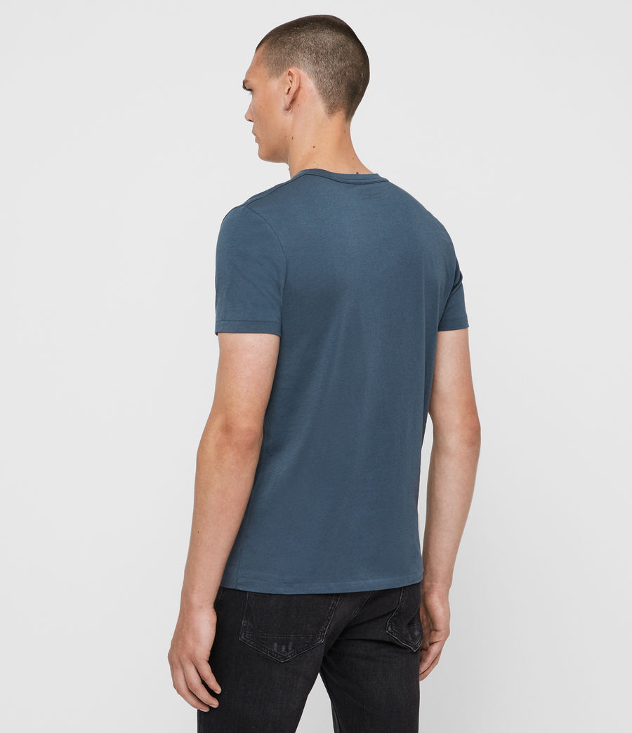 Men's Tonic V-Neck T-Shirt (vault_blue) - Image 5