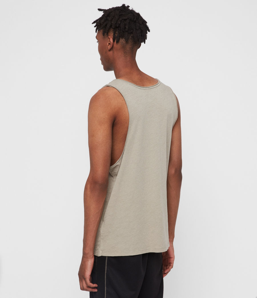 Men's Figure Vest (sutro_grey) - Image 5