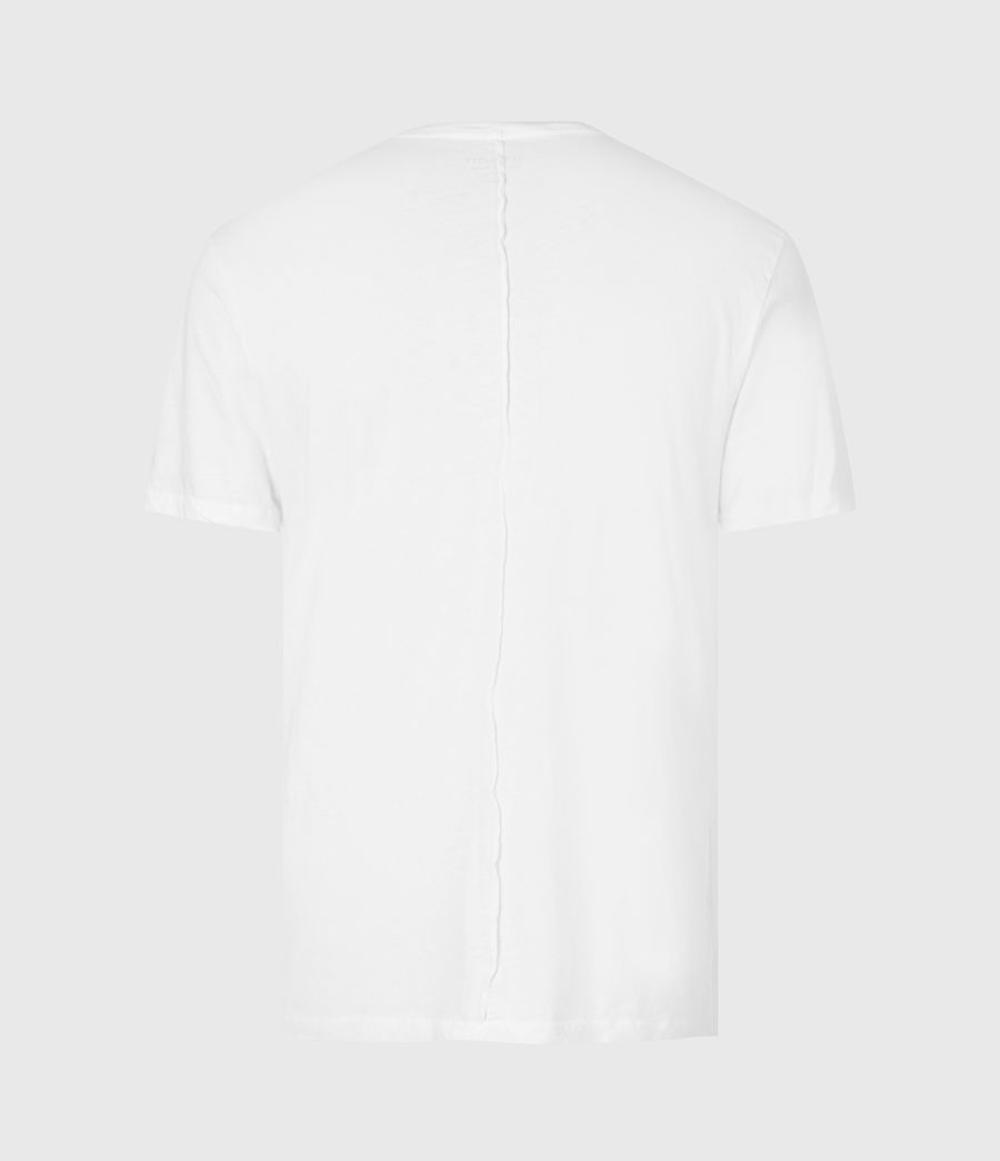 Herren Kershaw T-Shirt (chalk_white) - Image 3