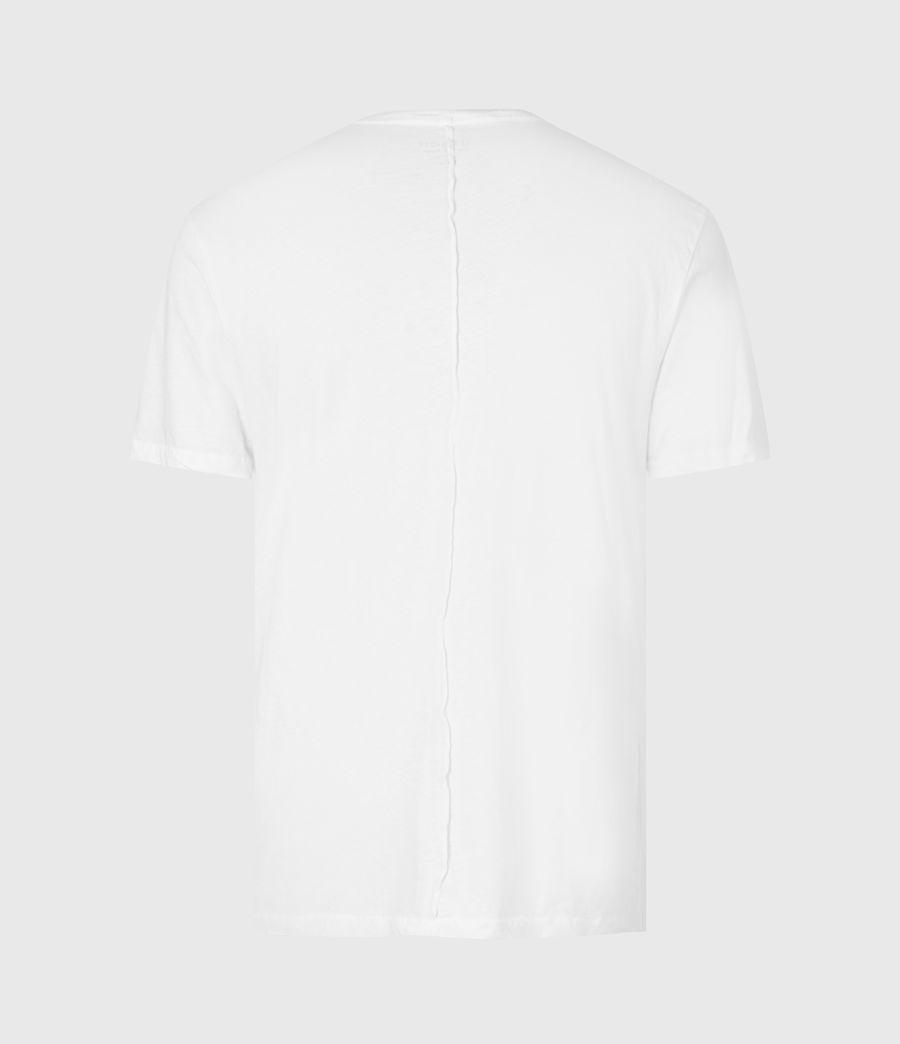 Mens Kershaw Crew T-Shirt (chalk_white) - Image 3
