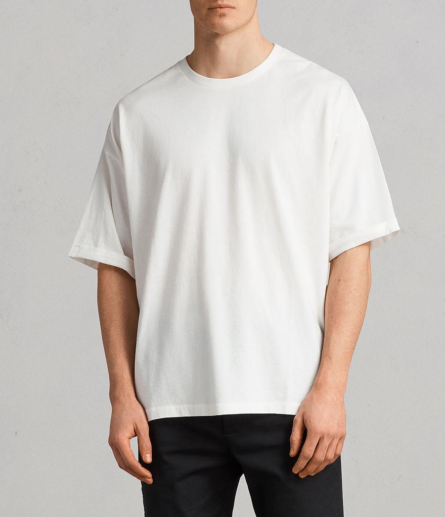 Men's Kleve Crew T-Shirt (chalk_marl) - Image 1