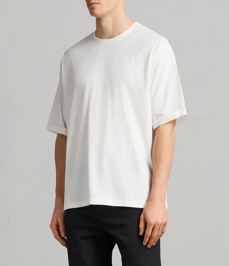 Hommes T-Shirt Kleve (chalk_marl) - Image 3