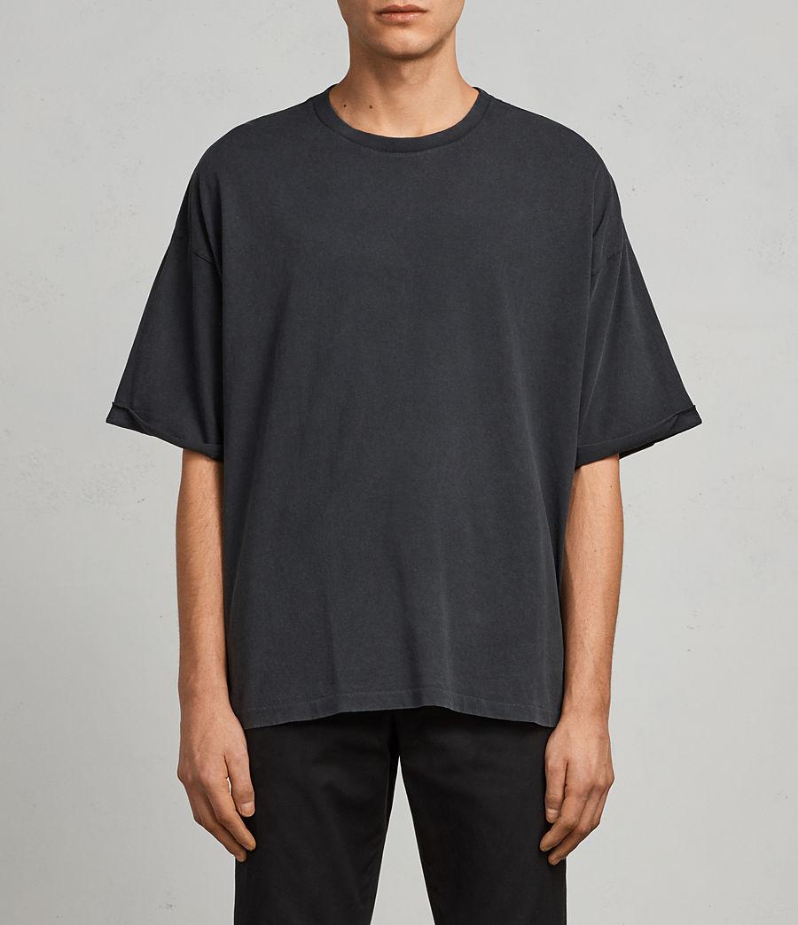 Hombre Camiseta Kleve (vintage_black) - Image 1