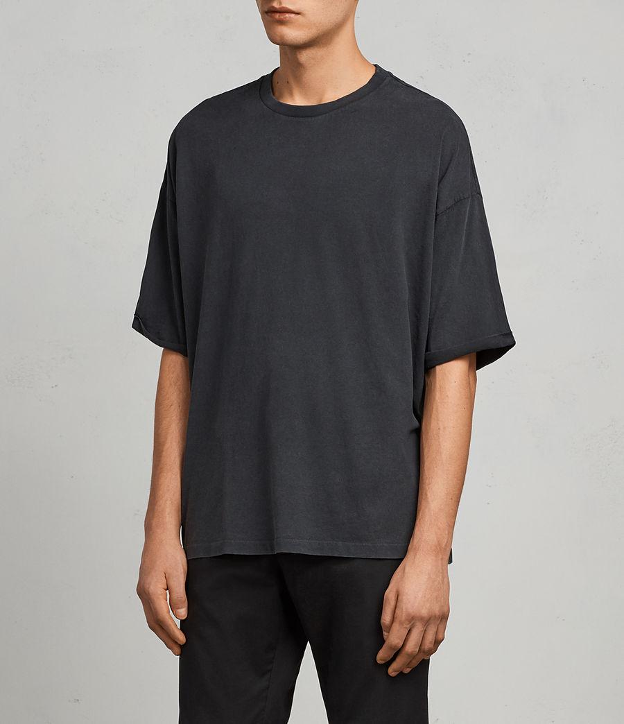 Hombre Camiseta Kleve (vintage_black) - Image 2