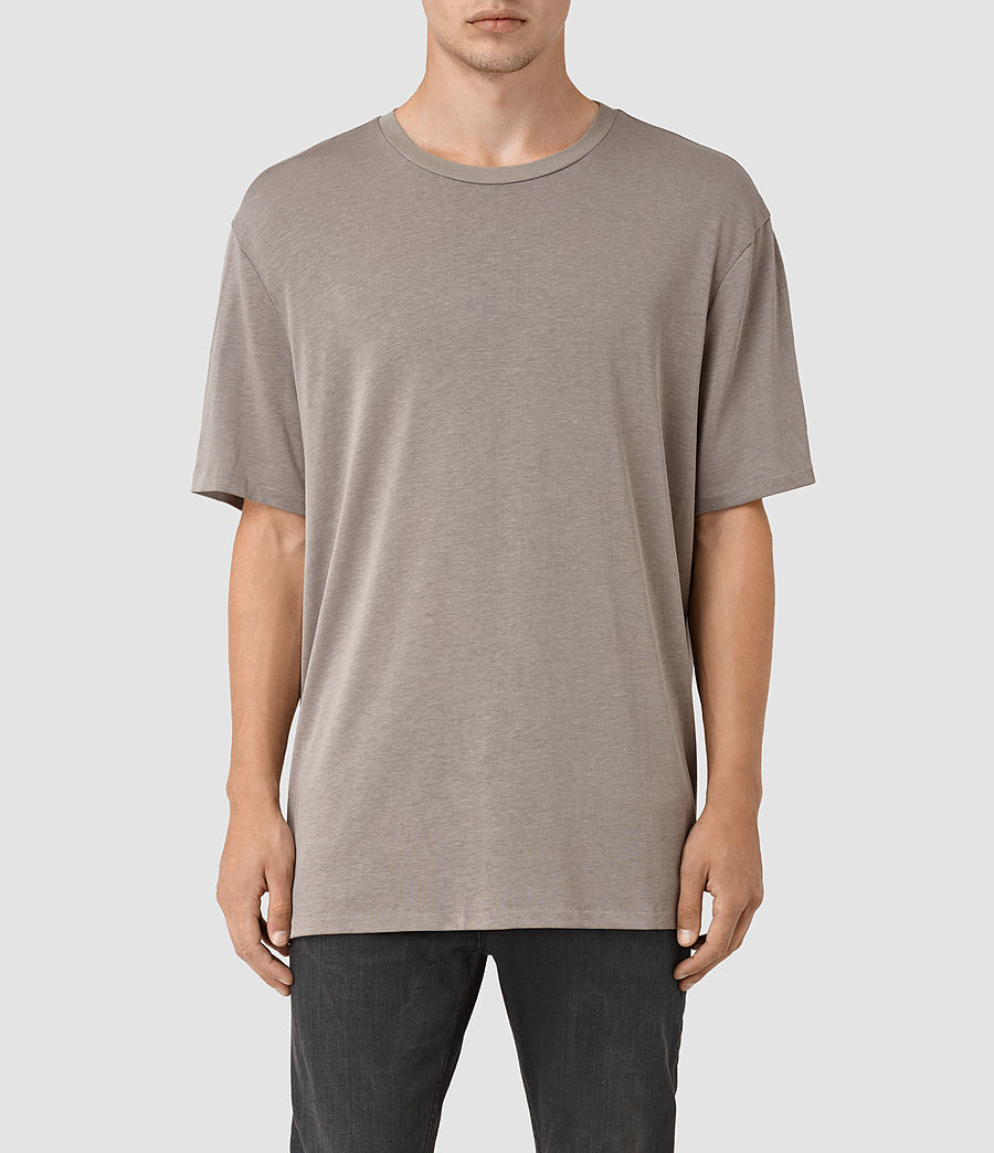 Hommes T-shirt Mars (putty_brown) - Image 1