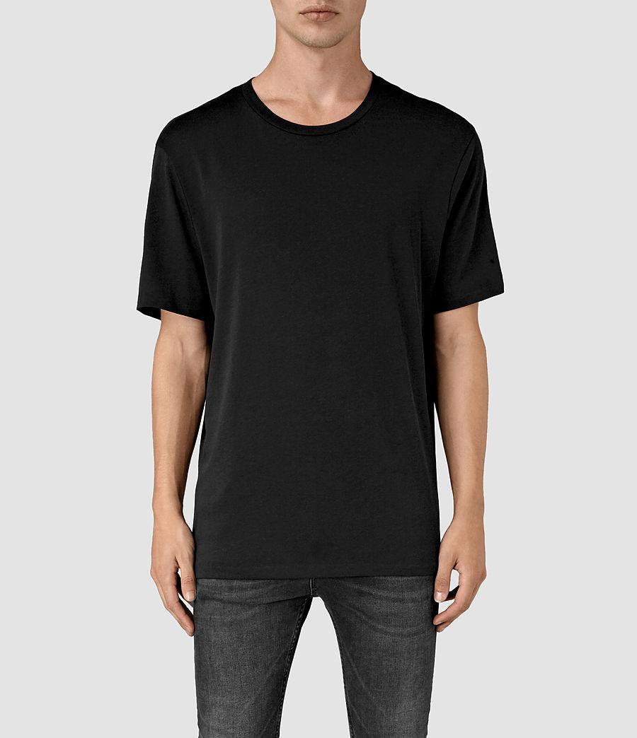 Hommes T-shirt Mars (black) - Image 1