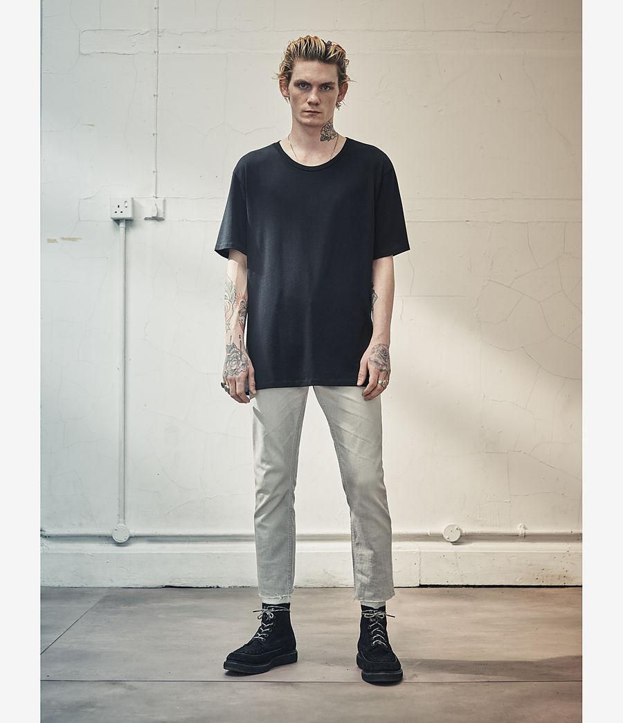 Hommes T-shirt Mars (black) - Image 4
