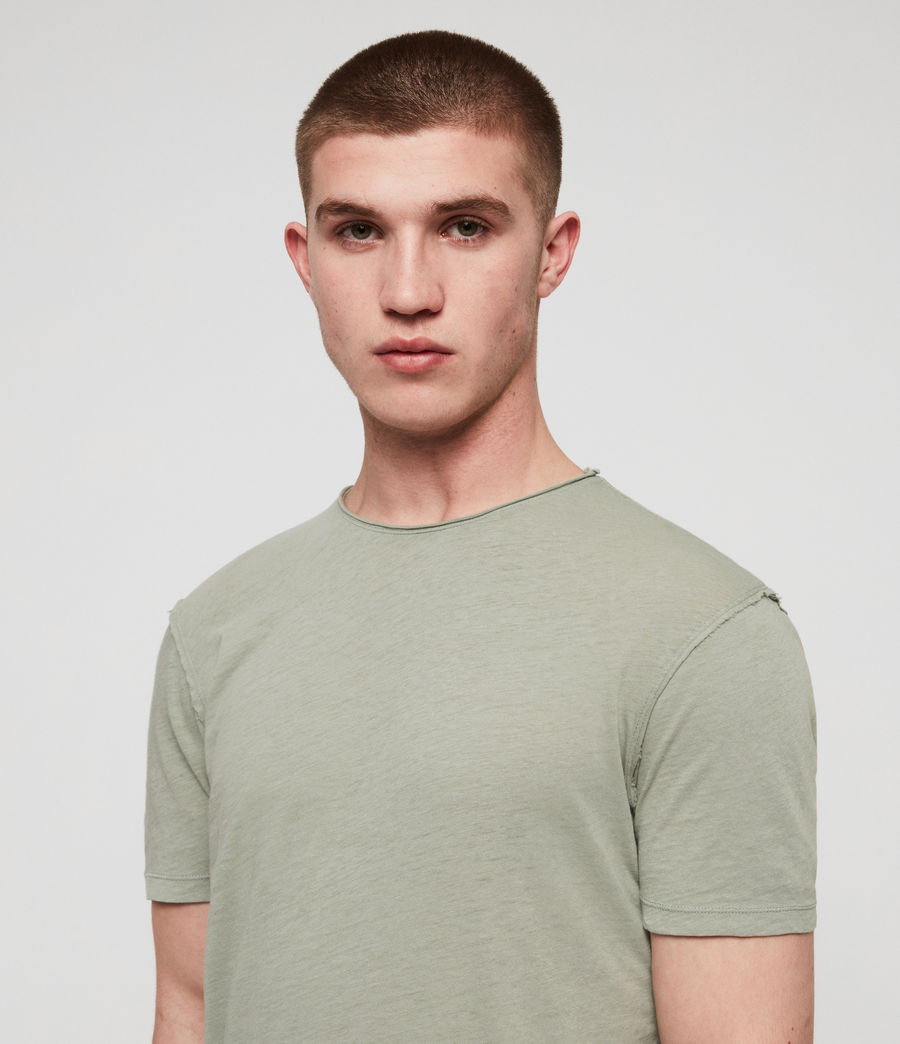 Hommes T-Shirt Figure (mint_green) - Image 2