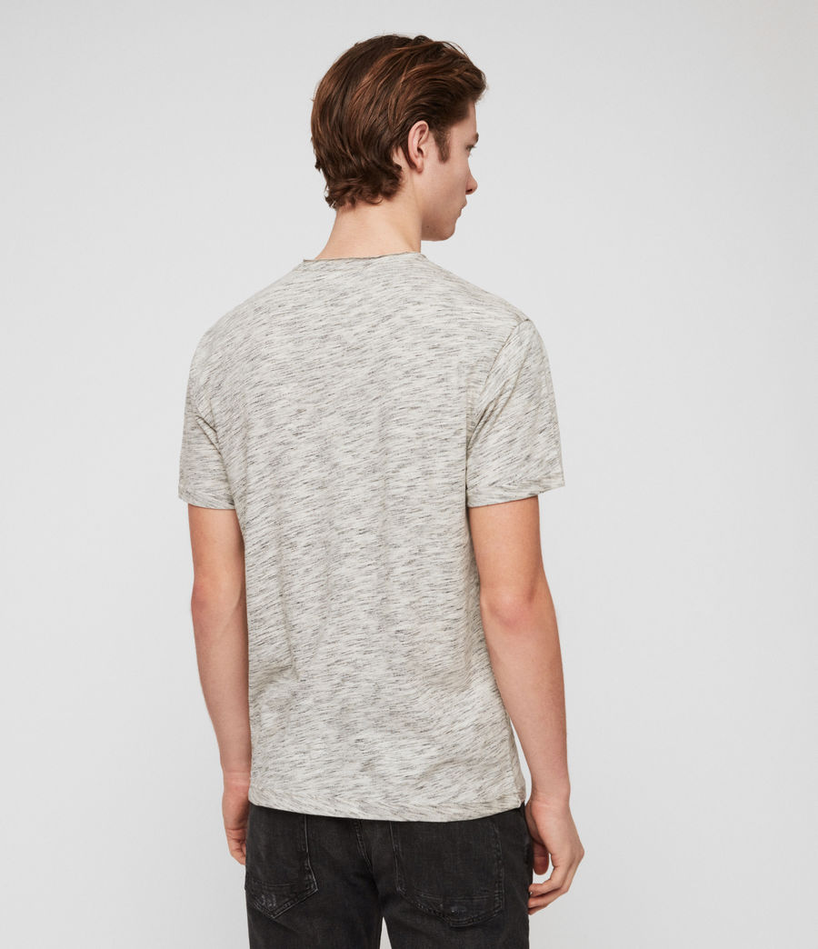 Herren Fiction T-Shirt (chalk_mouline) - Image 4